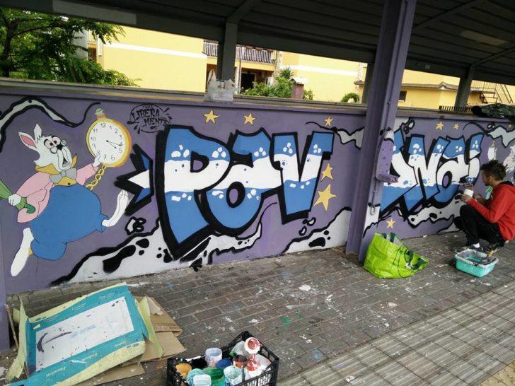 Foto: stazione di Pavona