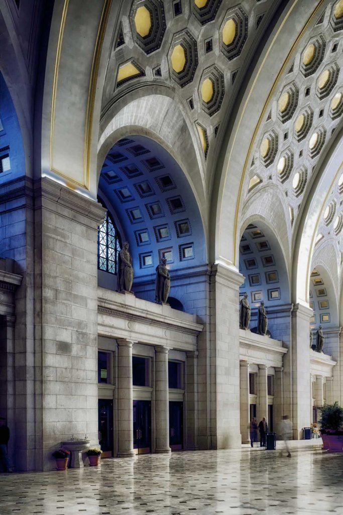 Foto: stazioni ferroviarie diventate musei