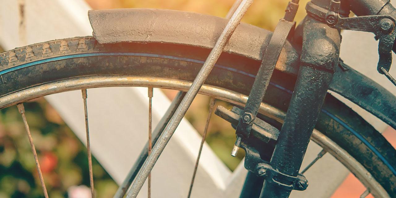 Foto: parcheggio bici in stazione