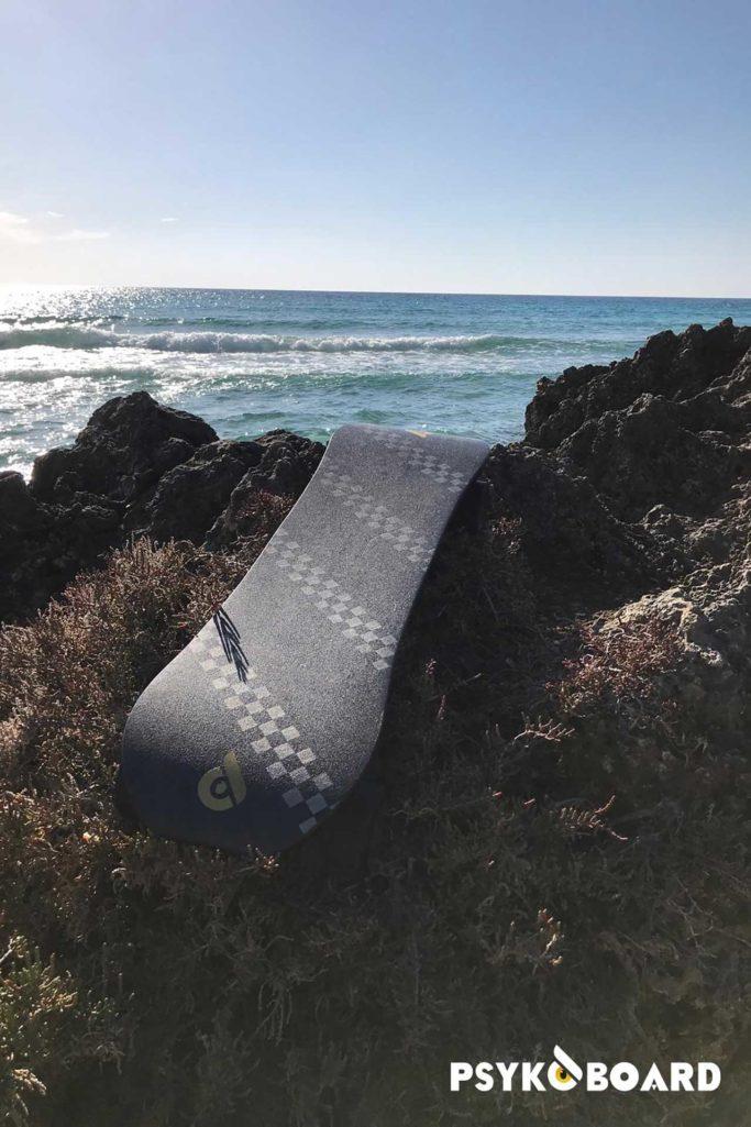 Foto: Psykoboard skateboard elettrico