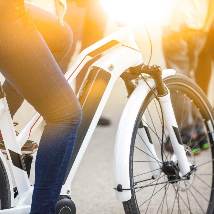 Foto: bici elettrica