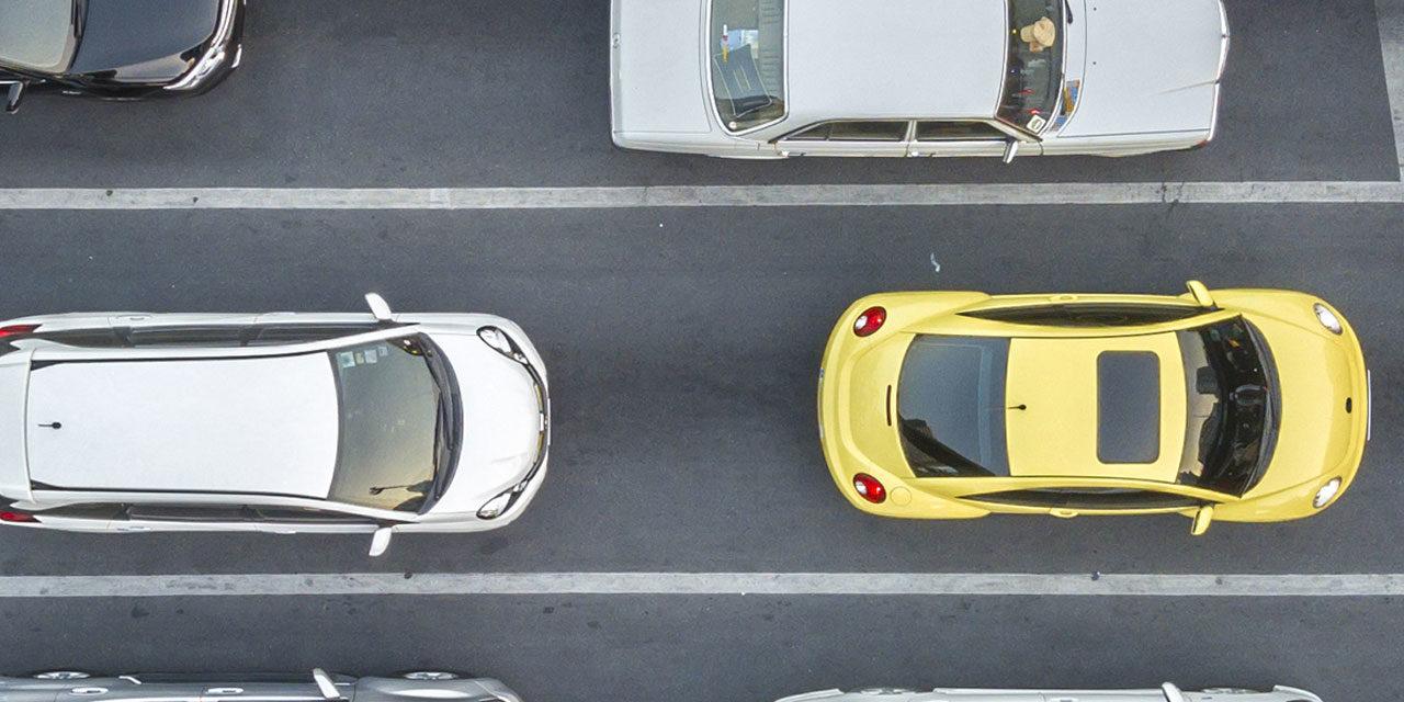 Foto: Car pooling